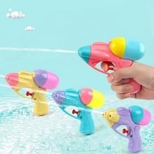 5 PC'S mini water gun Toy Kids outdoor Beach games Props draagbare water spuiten Gun Toys  willekeurige kleur levering