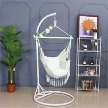 Omzoomde Hangmat Slaapzaal Binnenhangende Hangende Hangmat Tuin Schommelstoel met Tribune