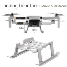 Voor DJI MAVIC Mini Heightened Tripod Quick Release Landing Gear Holder (Grijs)