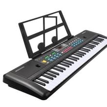 Grote 61 Key Childrens Keyboard Muziekinstrument Speelgoed  Specificatie: CN Plug