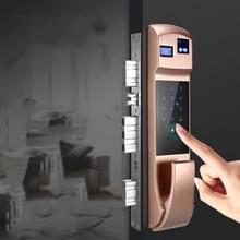 Volledig automatische vingerafdruk password Lock Intelligente Anti-diefstal Home Elektronische Creditcard Automatische Ontgrendelen en Mute APP