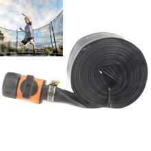 Trampoline Sprinkler Special voor Tuin Trampoline Watering  Size:12m (Yellow B Style)
