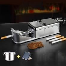 Huishouden kleine automatische elektrische sigaret making machine kleur willekeurige levering EU-stekker