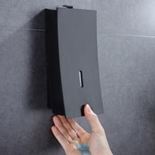 Muur gemonteerde Zeep Dispenser Home Hotel Shampoo Hand Ontsmettingsmiddel Fles Toilet Douche Gel Box