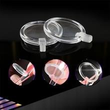 10 PCS Earpick Vergrootglas Draagbare draaibare oorsmeer hulptool (Oorkzers Type)
