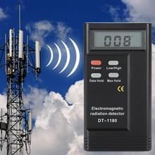 DT-1180 Elektromagnetische stralingdetector meetbereik 50-1999V/M Elektromagnetische golfstralingsbeveiligingsdetector