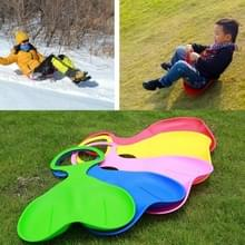 12 PC's dikker en verhoging van slijtage-resistente textuur gras sliding board snowboard skiën (Random Color Delivery)