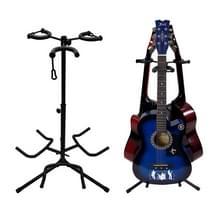 Statief drie-hoofd hoogte aanpassing gitaarstandaard