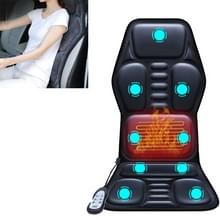 YJ-308 Car Massager Cervical Spine Neck Waist Car Home Verwarming Whole Body multifunctionele massage mat  specificatie: Deluxe Edition (24V voor vrachtwagens)