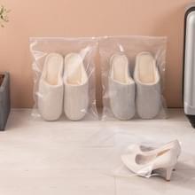 40 PCS Shoe Storage Bag Dustproof Transparent Travel Carrying Bag  Specificatie: Medium 29x36CM
