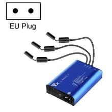 YX Voor DJI MAVIC 2 aluminiumlegering lader met schakelaar  stekkertype:EU-stekker