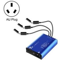 YX Voor DJI MAVIC 2 aluminium lichtmetalen lader met schakelaar  stekkertype:AU-stekker