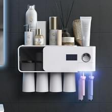 Slimme aan de muur gemonteerde Perforatie-vrije Ultraviolet Tandenborstel Sterilizer