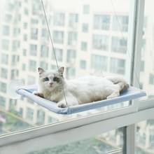 Huisdieren Zuig cup kat hangmat venster opknoping hangmat (Blauw)