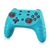 5 PCS Ipega NS-168 Voor Switch PRO met Vibration 6-assige Somatosensorische draadloze Bluetooth Gamepad(Blauw)
