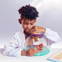 Multifunctionele observatie wetenschap kan Insect Fish Viewer Kinderen Outdoor Exploration Toys