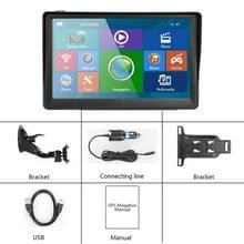 7-inch GPS Navigator Ingebouwde Map FM Radio MP3 MP4 Video en Muziek afspelen  Kleurclassificatie: Zuidoost-Azië Kaart