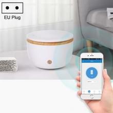 Gx. Diffuser GX-28K Slaapkamer Bevochtiger Huishouden Ultrasone Luchtbevochtiger Aroma Diffuser Mini Negatieve Ion Verstuiver  Style: Smart APP Control(EU Plug)