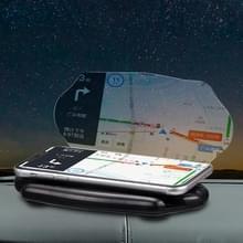 HUD HD-telefoonhouder draadloos opladen navigatieprojector  kleur: snelladen