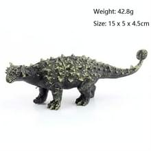 Simulatie Animal Dinosaur World Static Toy Models  Style: 6 PCS Saichania