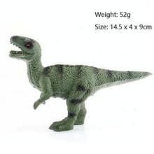 Simulatie Animal Dinosaur World Static Toy Models  Style: 6 PCS Carnotaurus