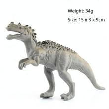 Simulatie Animal Dinosaur World Static Toy Models  Style: 6 PCS Allosaurus