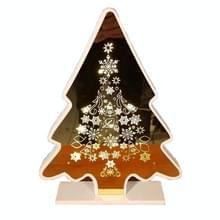 Kerstversiering Sfeer Lights Home Decoration Ambachten  Grootte: L (Gouden Kerstboom )
