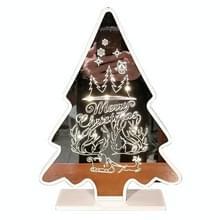 Kerstversiering Sfeer Lights Home Decoration Ambachten  Grootte: L (Zilveren Kerstboom)