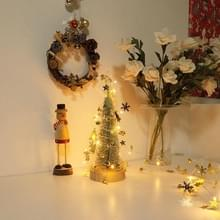 2m 20LEDs Kerst string verlichting kerstklokken bal decoratie lamp  stijl: kerstboom Bell