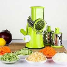 2 PC's multifunctionele elektrische Fruit groente Slicer Cutter wortel aardappel snijden Machine roestvrij stalen mes salade Chopper