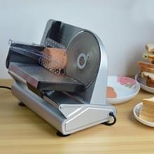 Mini elektrische vlees snijmachine schapenvlees Roll bevroren rundvlees Snijder plantaardige snij Machine RVS vleesmolen
