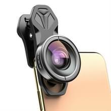 APEXEL APL-HB170 170 graden Ultra Wide Angle Professional HD Externe mobiele telefoon Universele Lens