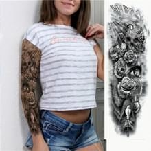 Grote arm mouw waterdichte tijdelijke tattoo sticker (TQB-002)