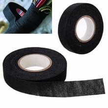Hittebestendig bedrading Harness Tape weefgetouwen bedrading Harness doek stof Tape zelfklevende kabel bescherming 25M