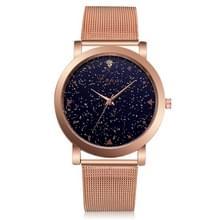 Lvpai P381 sterrenhemel stalen Quartz horloge voor vrouwen