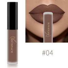 Lip Gloss naakt matte vloeibare lippenstift waterdichte langdurige hydraterende lip make-up cosmetica (04)