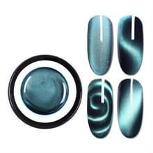 GEBOREN PRETTY Magic boxed plastic 5D kat eye lijm 3D verscheidenheid dubbele hoofd magneet Cat Eye lijm tweekleurige kat gel (BP-MSS01)