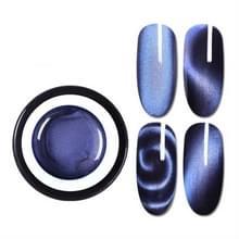 GEBOREN PRETTY Magic boxed plastic 5D kat eye lijm 3D verscheidenheid dubbele hoofd magneet Cat Eye lijm tweekleurige kat gel (BP-MSS02)