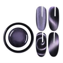 GEBOREN PRETTY Magic boxed plastic 5D kat eye lijm 3D verscheidenheid dubbele hoofd magneet Cat Eye lijm tweekleurige kat gel (BP-MSS03)