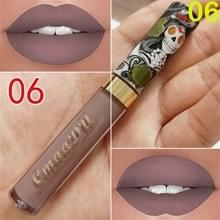 Make-up mat vloeibare lippenstift waterdicht langdurige sexy glitter stijl lipgloss cosmetica (06)