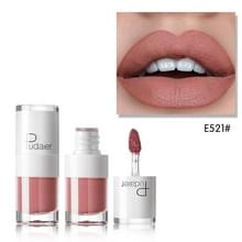 Vloeibare matte lippenstift waterdichte rode lip make-up langdurige lip tint (E521)