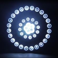 41 LEDs draagbare Outdoor Camping nood tent lamp met drie-Speed helderheid aanpassing