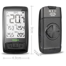 GIYO M4 Fiets Computer Bluetooth Wireless Road Bike Snelheidsmeter Kilometerteller