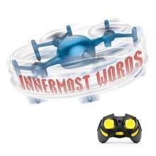 DIY Programmering Drone Afstandsbediening Quadcopter  Stijl: Afstandsbediening (Blauw )
