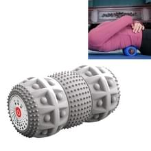 Yoga Fascia Ball Elektrische Vibration Massage Ball Body Muscle Relaxation Fitness Health Yoga Ball (Grijs)