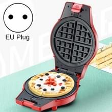 3-in-1 Multifunctionele Eleictric Baking Pan Breakfast Maker Donut Sandwich Waffle Maker Pizza Maker  EU Plug