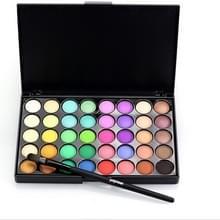 40 kleuren oog make-up matte glitter diamant glans Eye primer lichtgevende oogschaduw (E40 # 2)