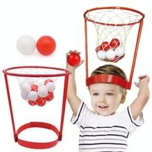 Kinderen Outdoor Toys Overhead Basketbal Puzzel Parent-Child Outdoor Sports Early Education Toys