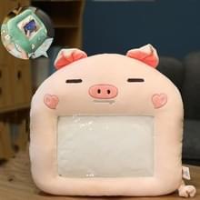 Hand Warmer Pillow Visual Play Mobile Phone Warmer Bag Winter Heater (Varken)