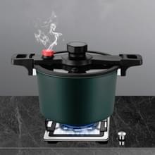 6L Grote capaciteit pan anti-aanbakpan micro snelkookpan voor inductiefornuis  specificatie: aluminium pot